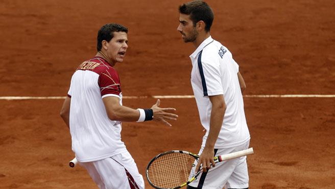 Venezuela vuelve a caer en Copa Davis