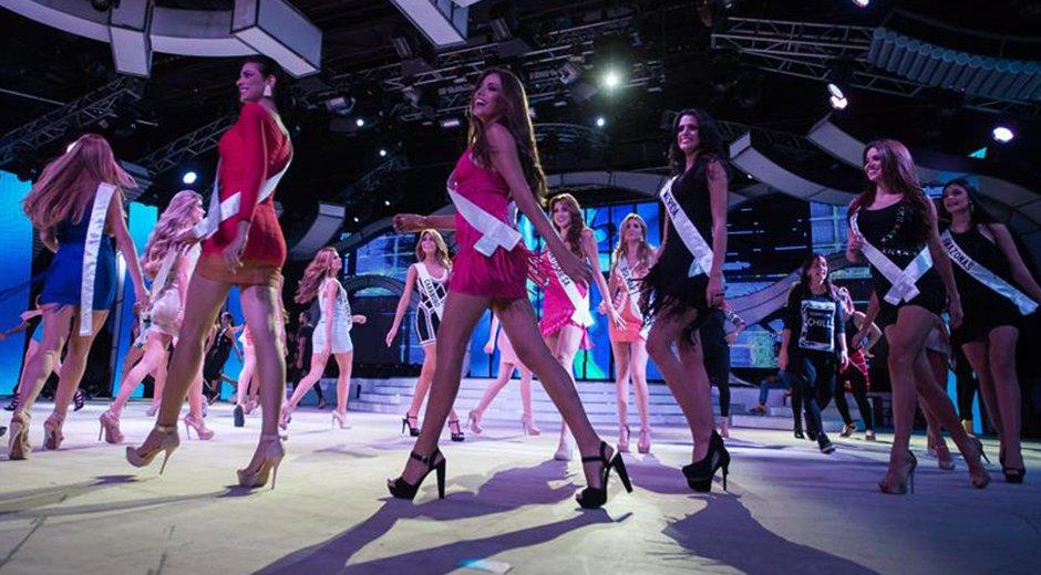 Esta noche se corona una nueva Miss Venezuela