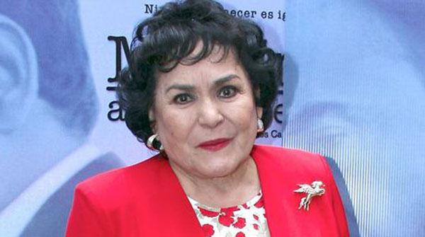Emitieron orden de arresto contra la actriz Carmen Salinas