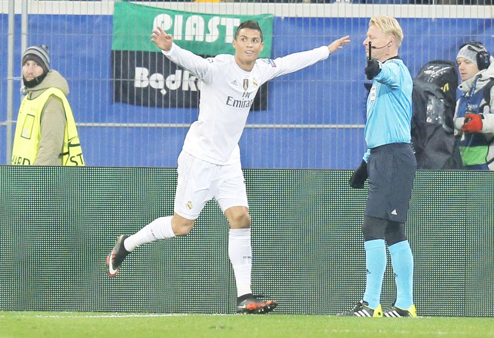 Real Madrid supera la crisis