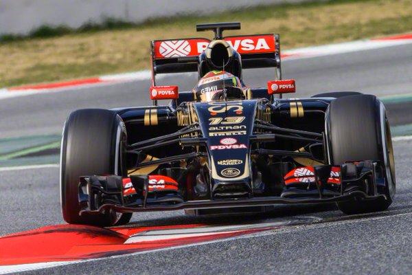 Maldonado aspira obtener puntos para cerrar con éxito temporada 2015 de la F1