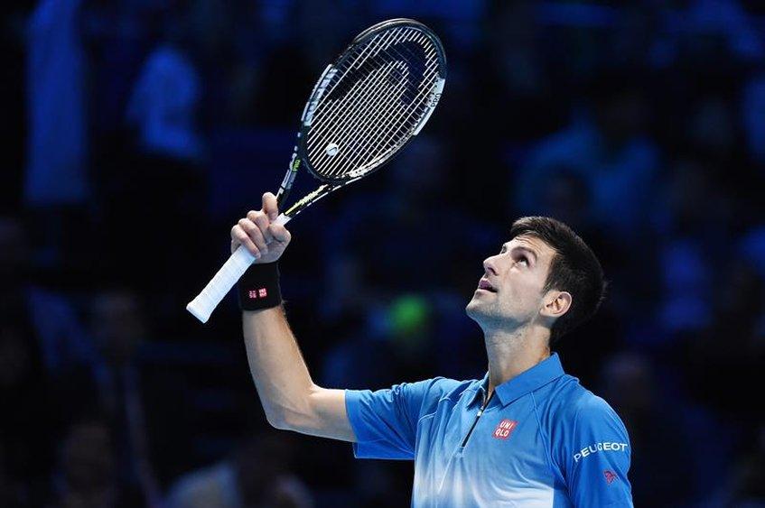 Djokovic barre a Nadal y luchará por revalidar título en Londres