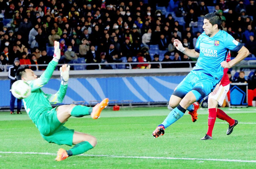 Barcelona se mete en la final