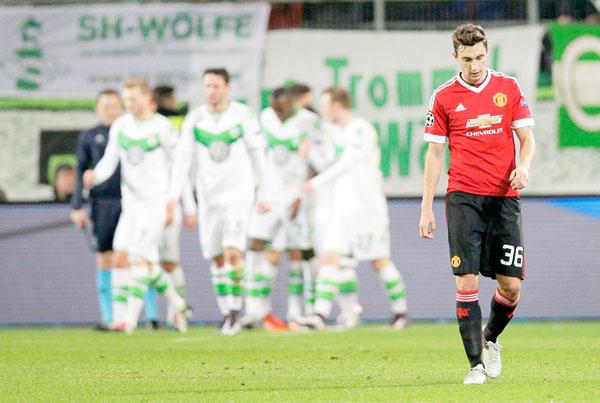 Manchester United se quedó por fuera