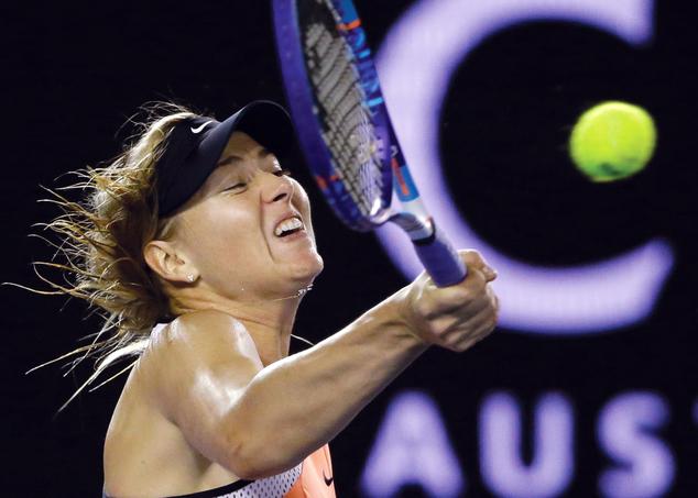 Serena y Sharapova se verán en cuartos
