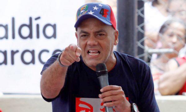 Jorge Rodríguez a Guaidó: Tenemos a alguien escuchando todo