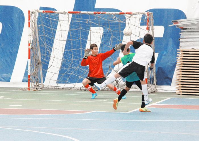 Deportivo Ariel positivo ante Pellícanos en futsal estadal