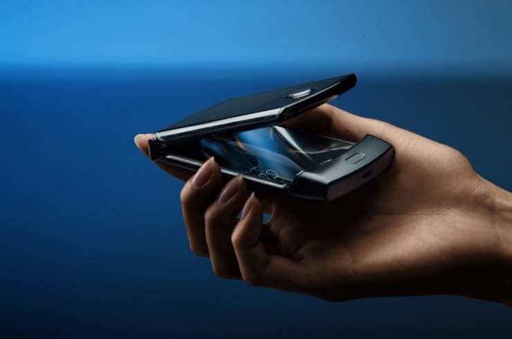 El Motorola Razr plegable también llegará a España y México