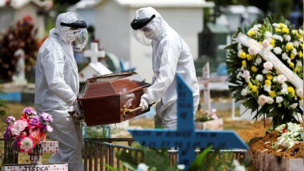 Covid en el mundo: 9.645.854 infectados y 489.507 muertes