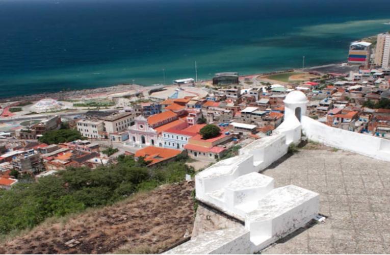 Hoy se cumplen 431 años  de la fundación de La Guaira