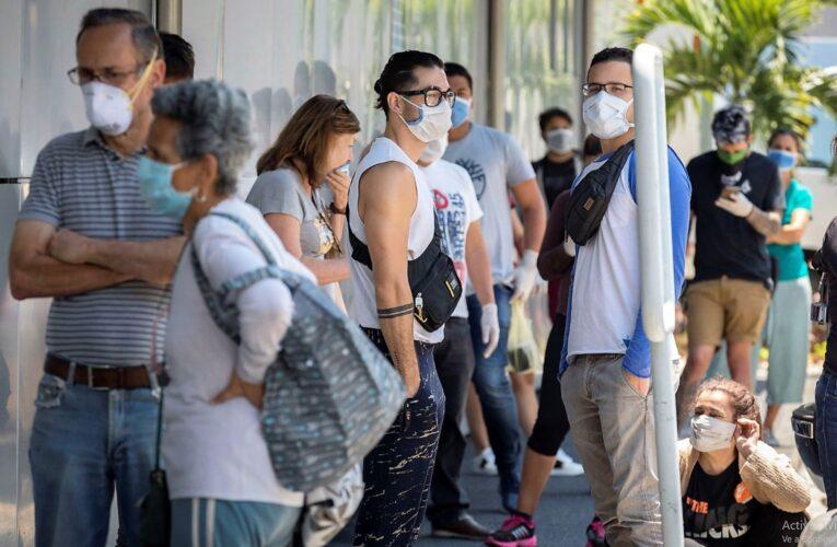 Casos en Venezuela  ascienden a 9.707
