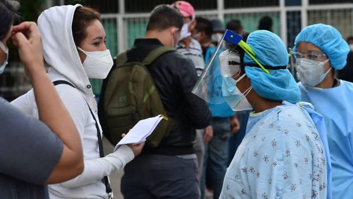 Latinoamérica es la segunda región  con más muertos por Covid