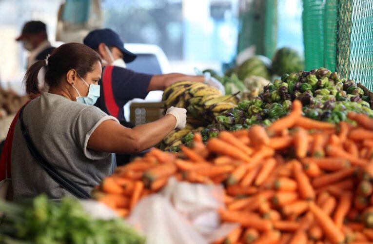 Inflación acumulada en 12 meses es de 3.524%
