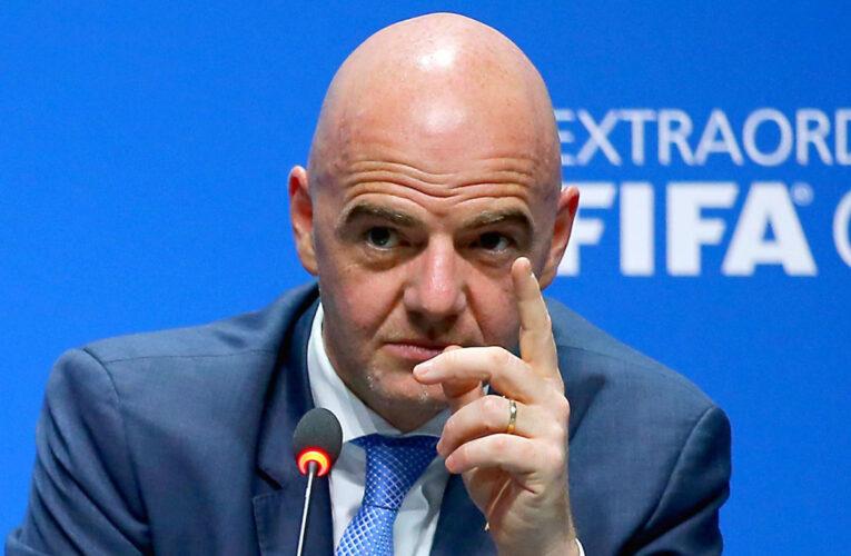 Presidente de la FIFA es investigado por corrupción