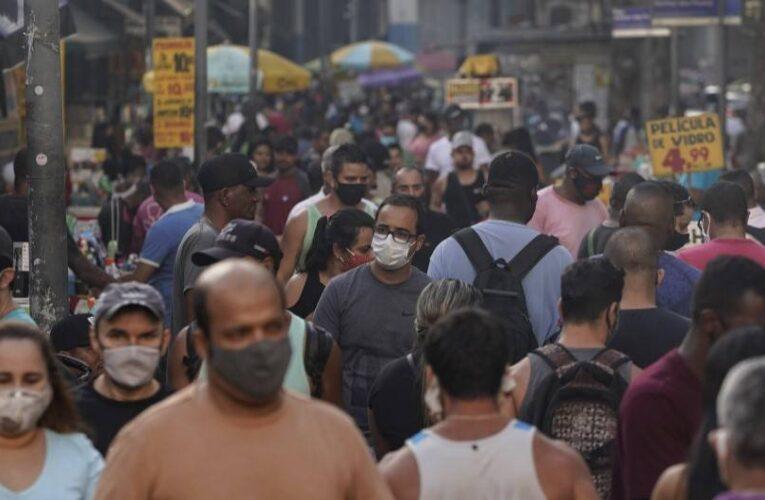 Covid: Más de 15,4 millones de contagios en el mundo
