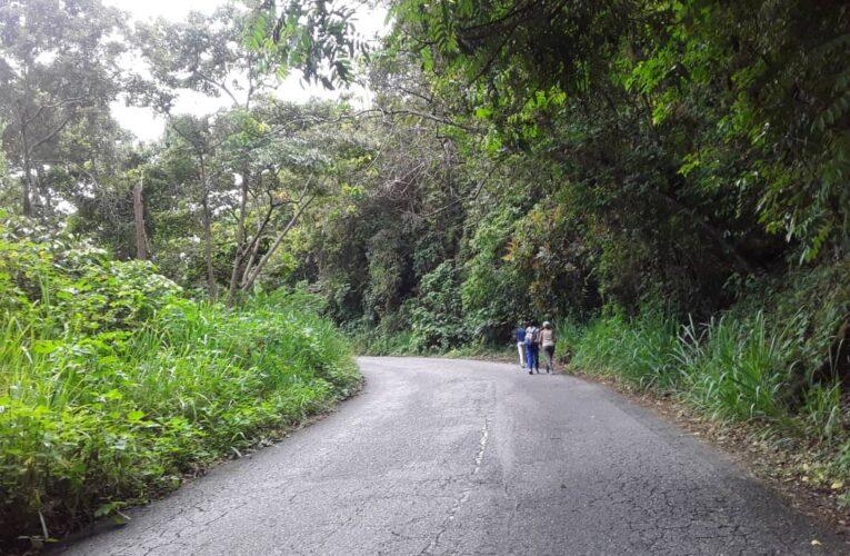 Bs.40.0000 cobran en la ruta La Piedra-La Campana en Carayaca