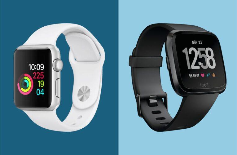 Fitbit y Apple Watch para detectar el virus