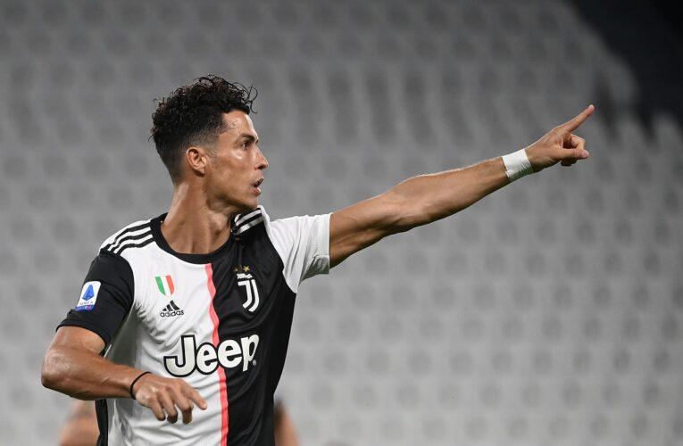 Cristiano es el primero en marcar 50 goles en Premier, Liga y Serie A