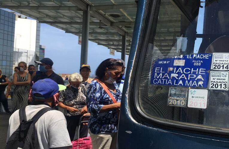 Autobuses de Marapa cobran entre Bs.10.000 y 15.000
