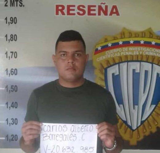 Detenido capitán tras muerte de hombre en Anzoátegui
