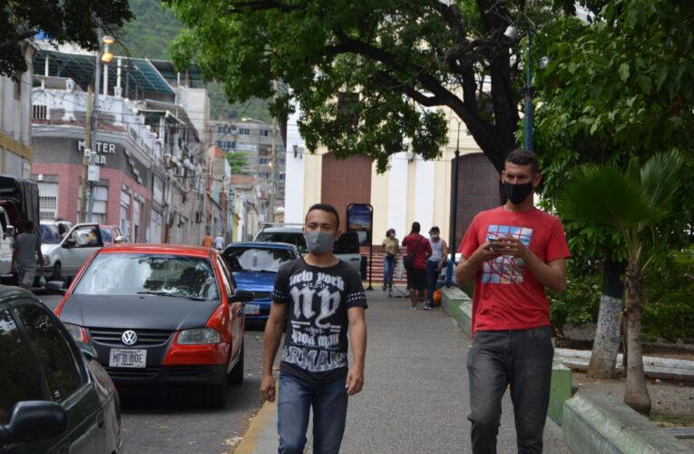 Día récord en Venezuela con 650 casos