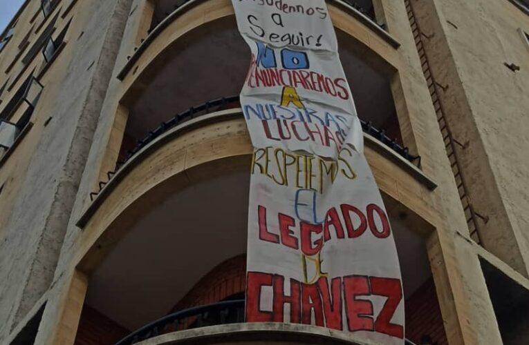 Ordenan desalojo de residencia estudiantil en Plaza Venezuela para recluir a pacientes con Covid