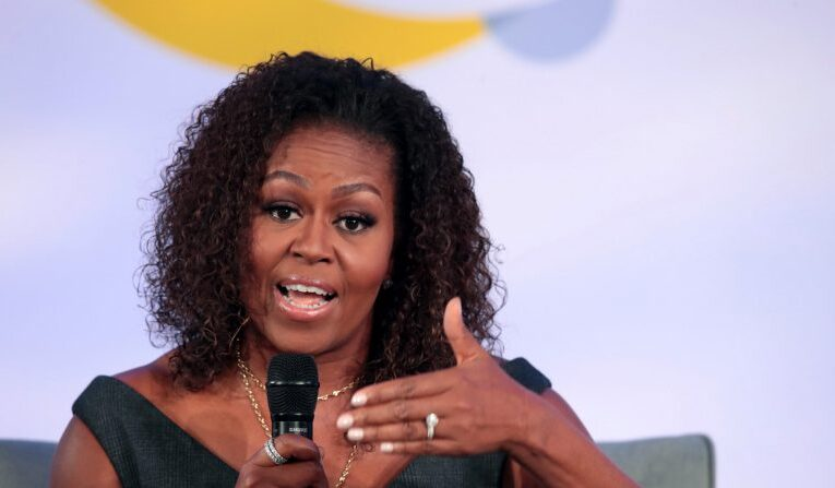 Michelle Obama tendrá su propio podcast en Spotify