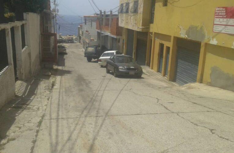 Vecinos de Calle La Paz tienen dos meses sin las cajas del Clap ni gas