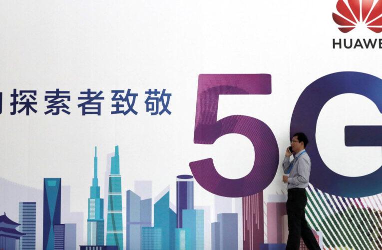 Reino Unido retirará equipos de Huawei  en su red 5G y aumenta guerra económica