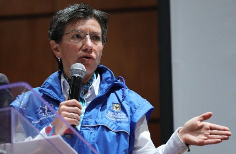 Bogotá extenderá confinamiento a cinco millones de personas