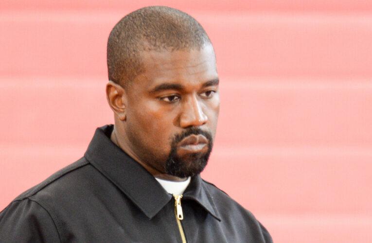 Kanye West perdió el control y arremetió contra las Kardashian