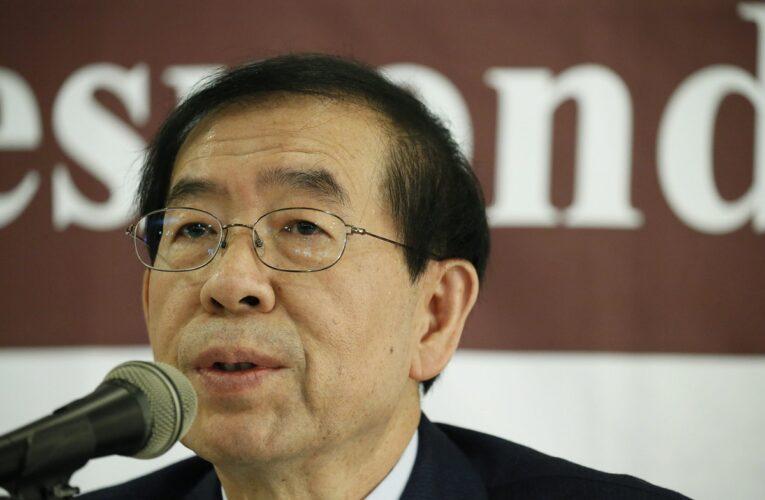 Policía busca al alcalde de Seúl  tras ser reportado desaparecido