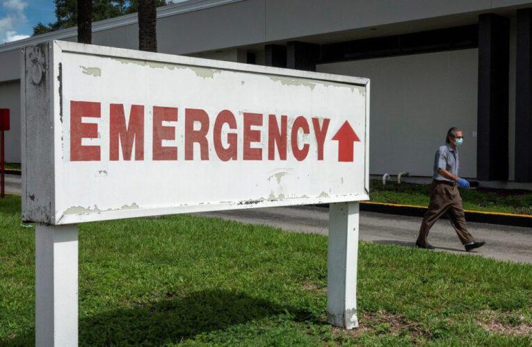 No hay camas libres en las UCI de 53 hospitales de Florida