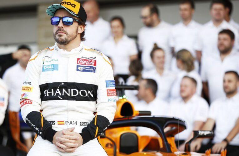 Fernando Alonso volverá a la Fórmula 1