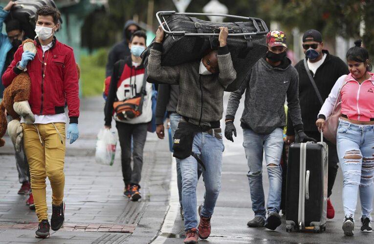 Colombia: Más de 90.000 migrantes han retornado a Venezuela