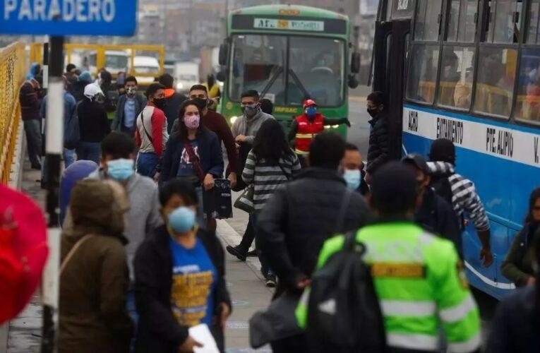 Estudio advierte que un cuarto de la población de Lima podría tener Covid