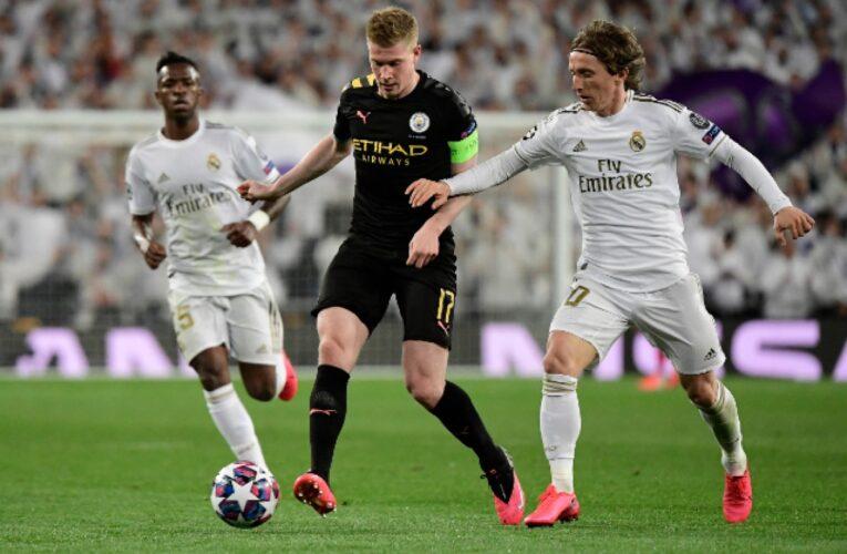 El City-Real Madrid no se retrasará por Covid de Mariano