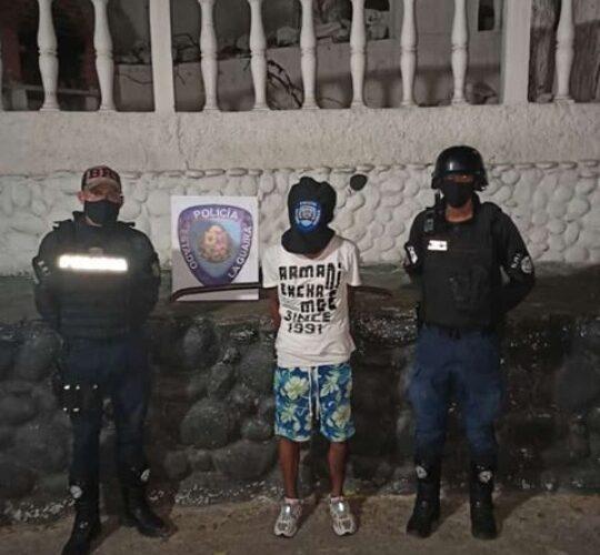Lo buscaban desde febrero en Barlovento y la policía lo encontró en Tanaguarena