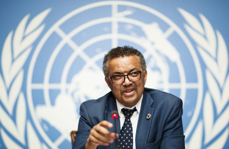 OMS crea comisión para revisar su gestión ante la pandemia