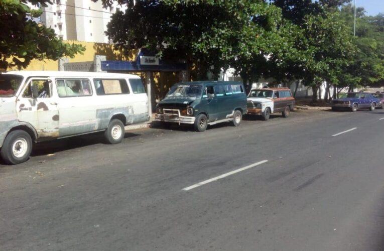 Línea de Valle del Pino  se queda sin pasajeros