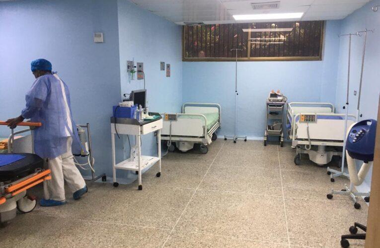Avanza remodelación del Materno Infantil de Macuto