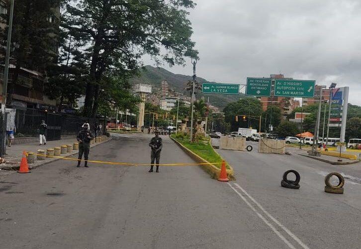 Instalan 430 barreras de contención en la Gran Caracas