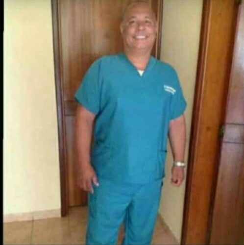 Ministerio de Salud entrega Midazolam para el tratamiento del doctor Quintana
