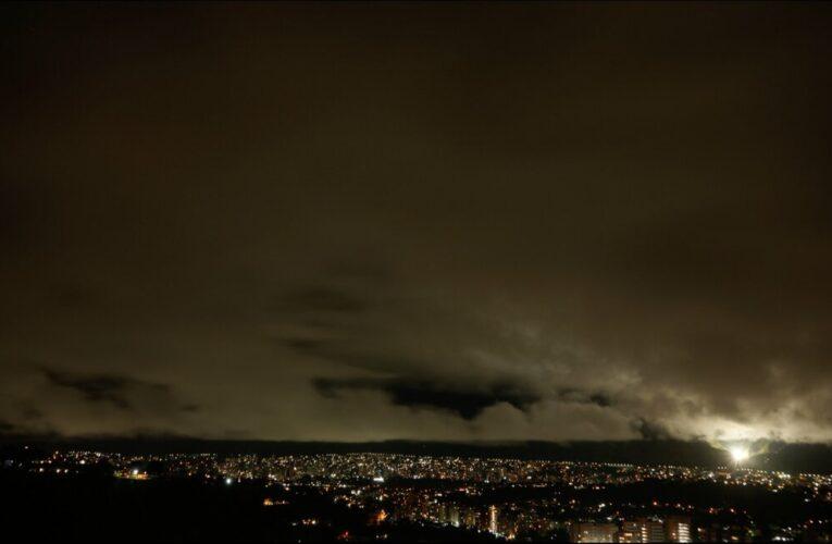 Apagón afectó a 13 estados   y dejó sin luz a sectores de Caracas