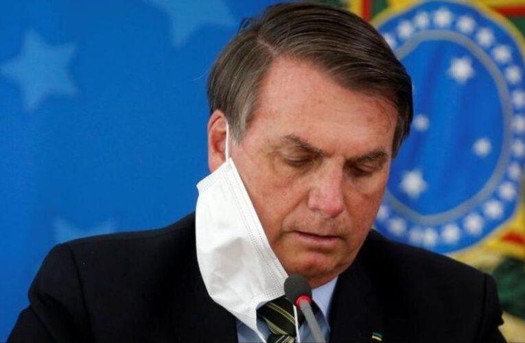 Jair Bolsonaro tiene coronavirus