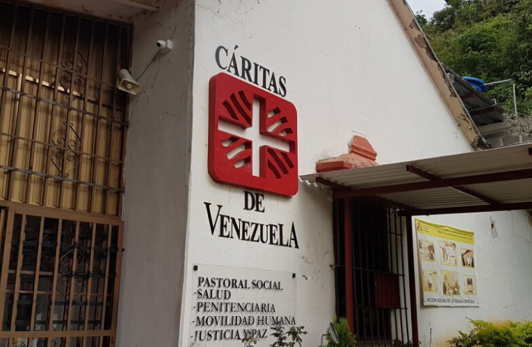 Cáritas Venezuela inició campaña de recaudación de fondos para insumos médicos