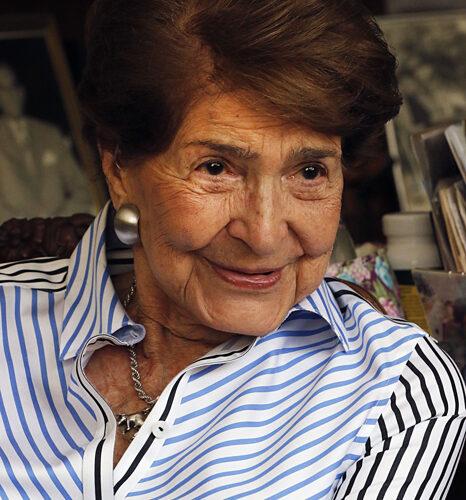 Falleció Flor Isava, primera mujer en pertenecer al Comité Olímpico Internacional