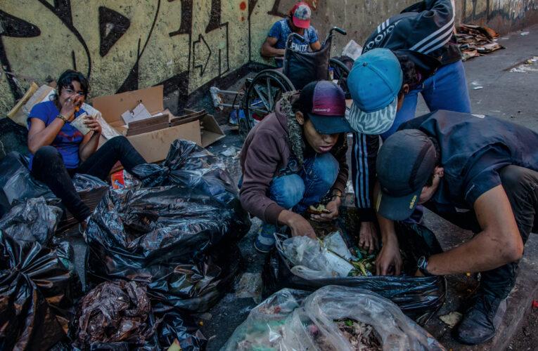 Oxfam: La pandemia agudiza  la «hambruna a nivel de crisis»  en Venezuela