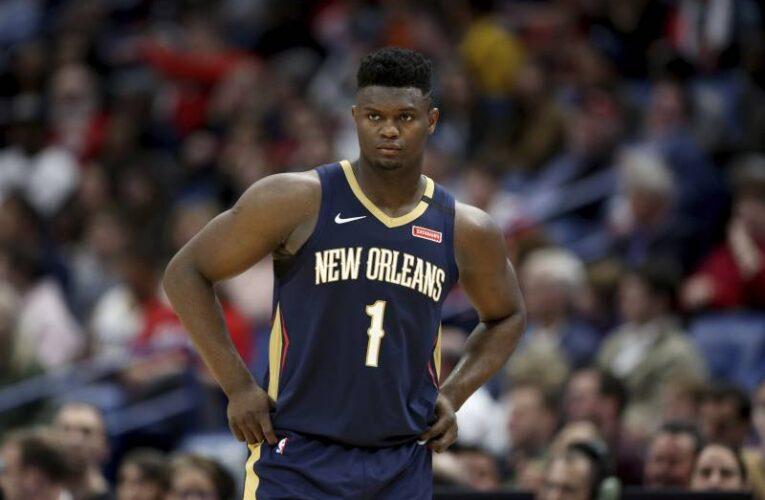 Zion Williamson deja la burbuja de la NBA en Disney World