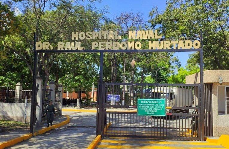 Sin cobrar desde hace 6 meses médicos residentes del hospital Naval